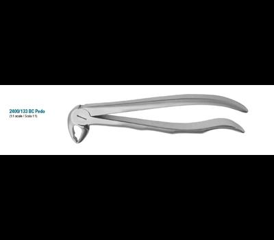 Pedodontic Tooth Forceps Lower Teeth