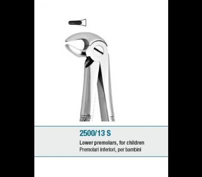 Pedodontic Tooth Forceps English Pattern Lower Premolars