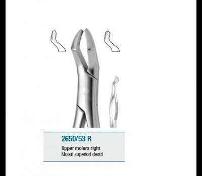 Tooth Forceps American Pattern Upper Molars Right