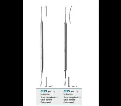Haeomstatic and Tissue Forceps