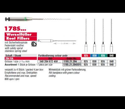 Root fillers 178S.21.204
