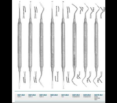 Periodontal Chisels